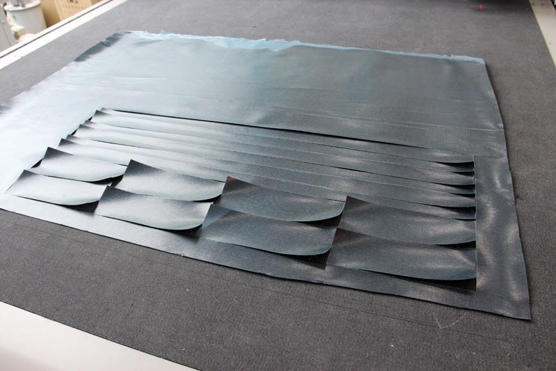碳纤维切割
